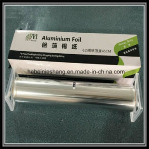 Food Wrap Aluminum Foil Paper Aluminium Foil pictures & photos