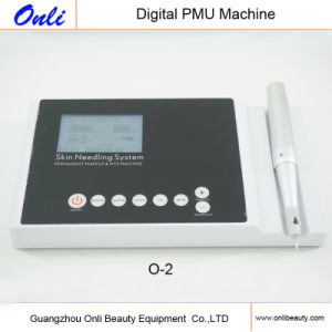 Onli Intelligent Digital Rechargeable Micropigmentation Device O-2 Tattoo Machine pictures & photos