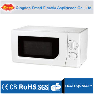 20L Popular Home Countertop Tabletop Mechanical Microwave Oven pictures & photos