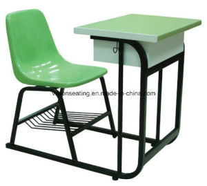 Classroom School Student Table and Stool (7402) pictures & photos