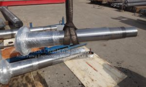 CNC Machining Precision Forged A182 F22 Solid Axis for Machine Parts pictures & photos