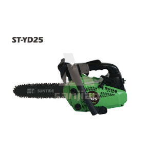 Professional 25cc Gasoline Chain Saw with CE, GS, EMC. EU2 (YD25) pictures & photos
