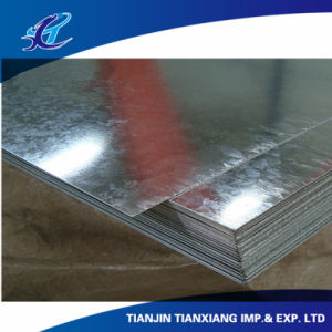 Gi Coil Z30 Z150 Galvanized Steel Sheet pictures & photos