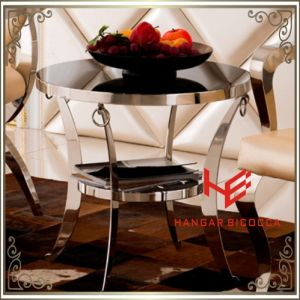 Corner Table (RS161304) Side Table Coffee Table Stainless Steel Furniture Home Furniture Hotel Furniture Modern Furniture Table Console Table Tea Table pictures & photos