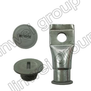Plastic Cover Cross Hole Lifting Insert in Precasting Concrete Accessories (M12X50) pictures & photos