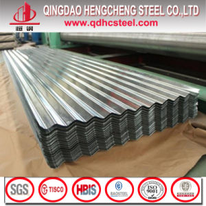 Aluzinc Coating Gl Corrugated Roofing Sheet Price pictures & photos