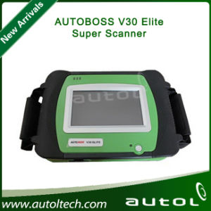 2015 Original Diagnose Scanner Autoboss V30 Elite/ Spx Autoboss V30 Elite with Multi-Language Update Online pictures & photos