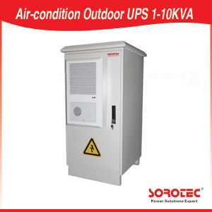 1-10kVA Integrated Outdoor Online UPS Used for Telecom pictures & photos