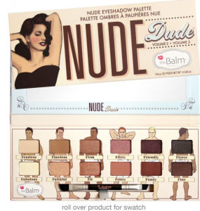2015 New Arrival The Balm Cosmetics 12 Colors Nude Dude Volume 2 Eyeshadow Palette Thebalm Make up Face Makeup Eye Shadow pictures & photos