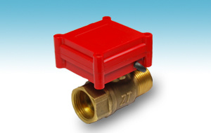 24V Air-Conditioning System Ball Valve