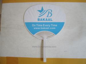 Cheap Giveaways Plastic Hand Fan pictures & photos