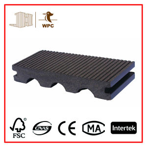 Eco-Friendly, Anti-Slip, Wood Plastic Composite/ WPC Decking