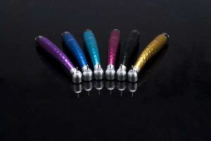 Colorful LED High Speed Push Button Dental Handpiece pictures & photos