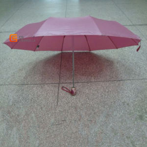 3-Folding Automatic Open and Close Umbrella (YS-3F2047A) pictures & photos