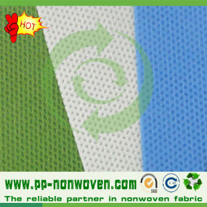 PP Non Woven Fabric Colorful Table Cloth pictures & photos