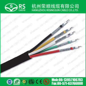 France Type High Quality 75ohm 5*17vatc Combo Cable
