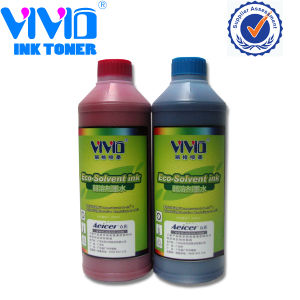 Eco-Solvent Ink for Mutoh (Y) 1000ml