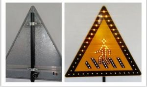 Reflective Aluminum Material Road Traffic Sign pictures & photos