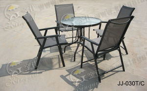Textilene Mesh Fabric, Outdoor Furniture (JJ-030TC) pictures & photos