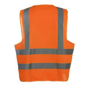 Refelctive Safety Vest OEM Service pictures & photos