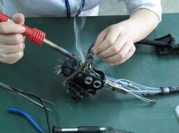 Repair Inside Circuit of Flexible Endoscope pictures & photos