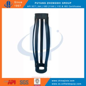 API Slip on Single Bow Spring Welded Centralizer for Oilfield pictures & photos