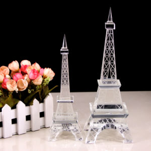 Crystal Tower Model Building, Crystal Craft for Special Gifts (KS07004) pictures & photos