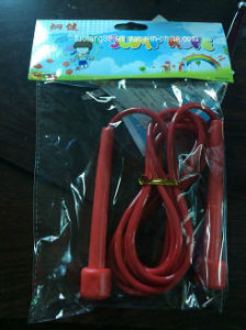 Adjustable Nylon Jump Rope pictures & photos