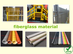 Nonstaining and Environmental Fiberglass Tube pictures & photos