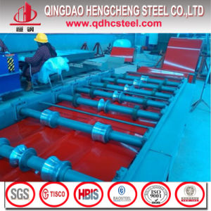 Color Coated Prepainted Galvanized Iron Roofing Sheet pictures & photos
