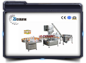 Automatic Can Feeding and Filling Machine (Zh-2b2) pictures & photos
