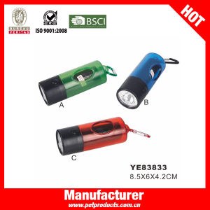 Pet Product, Rubbish Bag with Flashlight (YE83833) pictures & photos
