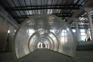 Customized Arched Acrylic Plastic Sheet pictures & photos