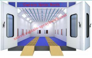 Diesel Car Paint Room CE Standard pictures & photos