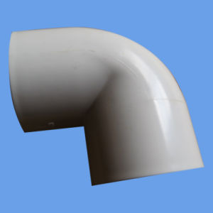 PVC 90 Degree Elbow with ISO and AS/NZS Standard pictures & photos