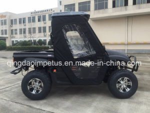 Latest Design Popular AC Motor 5kw Electric UTV pictures & photos