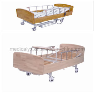 Three Function &Electric Hospital Bed