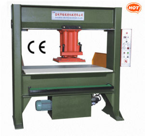50t Sports Shoes Travelling Head Cutting Machine pictures & photos