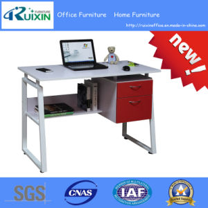 Factory Wooden Office Table with Hanging Cabinet (RX-D1150)
