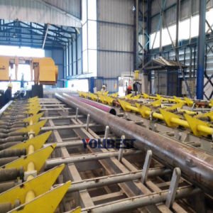 Carbon/Stainless Steel Large Diameter Tube Welding Prefabrication Production Line pictures & photos