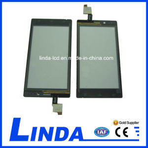 Mobile Phone Touch for Sony Xperia J St26 Touch Screen pictures & photos