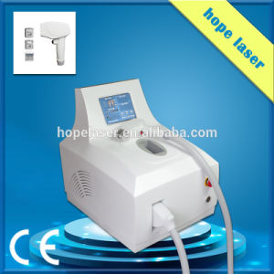 One Handle Soft Light Hair Removal Laser 810nm Diode Laser pictures & photos