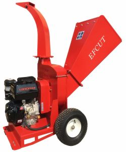 Effective Drum Cutting Wood Chipper Shredder pictures & photos