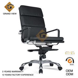 Black Leather Eames Aviator Executive Chair (GV-EA219) pictures & photos