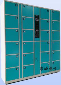 Hot Sale Steel Locker for Supermarket pictures & photos
