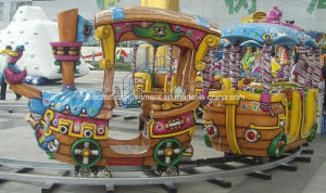 Game Kiddie Indoor Corsair Train Game Machine pictures & photos