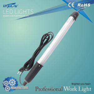 8W Portable Emergency Fluorescent Hand Light (HL-LA0103C)