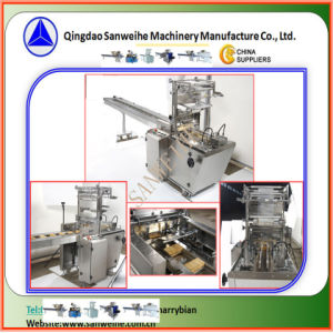 Swh-7017 Automatic Over Wrapping Package Machine pictures & photos