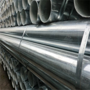 Hot Dipped Galvanized Square Pipe with 220g Zinc pictures & photos