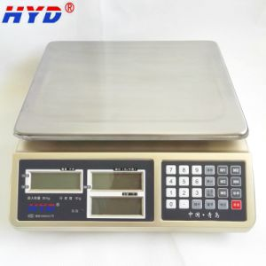 Electronic Weighing Scale with Big LCD Display 30kg pictures & photos